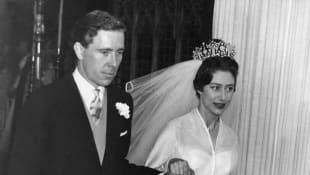 Princess Margaret and Anthony Armstrong-Jones