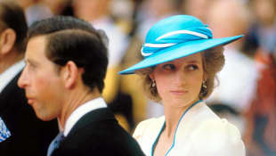Prince Charles and Lady Diana
