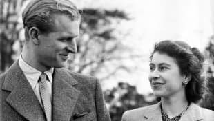 Queen Elizabeth II and Prince Philip Couple Quiz