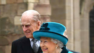 Queen Elizabeth Sends Thank You Gifts To Hospital Workers Who Helped Prince Philip