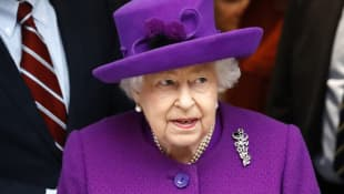 The Queen reveals she once wore braces!