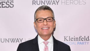 Randy Fenoli attends Runway Heroes to Benefit Childhood Cancer Research at Kleinfeld on December 10, 2018