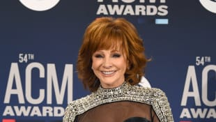Reba McEntire at the 54th Academy of Country Music Awards