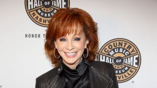 Reba McEntire attends the Country Music Hall of Fame and Museum's new exhibition, American Currents: The Music of 2018, on March 5, 2019