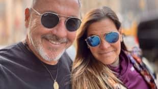 Ricardo Montaner y su esposa Marlene Rodríguez