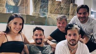 Familia de Ricardo Montaner