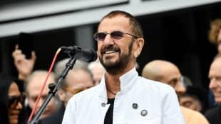 Ringo Starr Mistakes John Lennon's Birthday