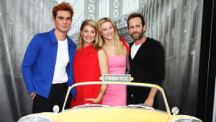 The cast of 'Riverdale'