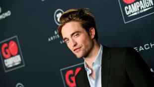 "Robert Pattinson Says It's ""Weird"" Getting Cast in ""Good-Looking Guy Roles"""