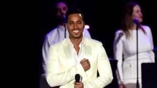Romeo Santos en los Latin Grammys de 2015
