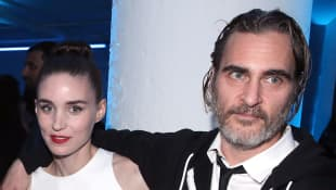 Rooney Mara Is Expecting Her First Child With Joaquin Phoenix