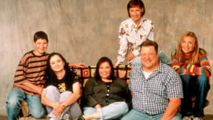 The Cast of 'Roseanne'