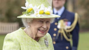 Royal Family Schedule Visits With Queen Elizabeth II For The Week