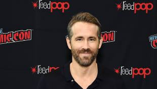 Ryan Reynolds shares first picture of new daughter with Blake Lively in British Columbia Canada!