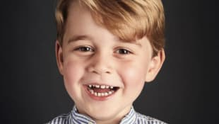 ¿Sabías que el príncipe George de Cambridge ha tomado clases de ballet?