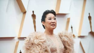 """Sandra Oh's Passionate Speech At Stop Asian Hate Protest: """"I Belong Here!"""""""