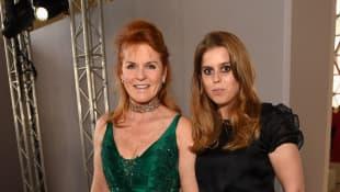"Sarah Ferguson Breaks Silence On Princess Beatrice's Wedding: ""So Proud."""