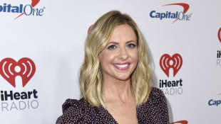 Sarah Michelle Gellar posts adorable picture in honour of her and Freddie Prinze Jr.'s first date anniversary