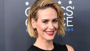 Sarah Paulson attends the 5th Annual Critics' Choice Television Awards at The Beverly Hilton Hotel on May 31, 2015 in Beverly Hills, California