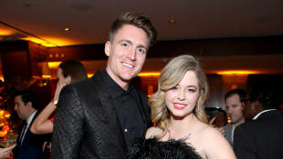 Sasha Pieterse And Hudson Scheaffer Welcome First Child Together