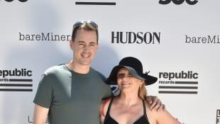 Sean Murray y Carrie James