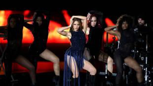 Shakira concierto en la Copa Davis 2019