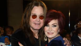 Sharon Osbourne's terrifying moment that convinced her Ozzy would die