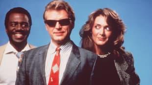 Sledge Hammer!: Harrison Page, Anne-Marie Martin and David Rasche