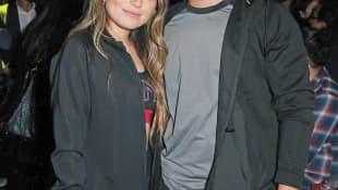 Sofía Castro y Michael Ronda