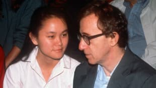 Soon-Yi and Woody Allen