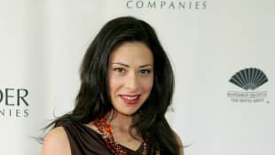 """Stacy London attends the Step Up Women's Network """"Inspiration Awards"""" at the Central Park Boat House June 15, 2005 in New York City."""