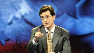 Stephen Colbert: The Long Journey To Late Night