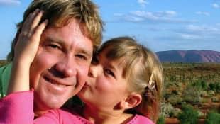 Steve Irwin y su hija Bindi