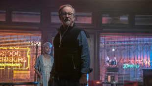 Steven Spielberg on 'West Side Story' (2021) Set