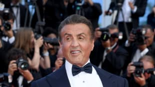 """Sylvester Stallone posted an amazing photo with daughter Sophia dressed as """"Lara Croft"""""""