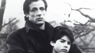 Sylvester Stallone y Sage Stallone