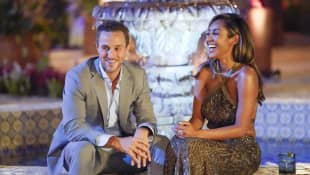 'The Bachelorette' Finale Sees Tayshia Adams Get Engaged