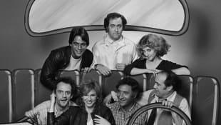 Cast Of 'Taxi' TV Show