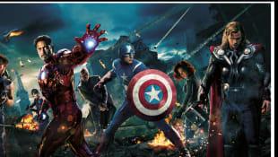 Póster de Marvel 'Los Vengadores'