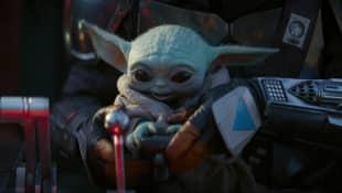 Baby Yoda de 'The Mandalorian'