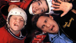 'The Mighty Ducks' Cast