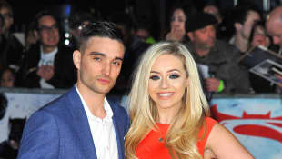 'The Wanted's Tom Parker Welcomes A New Baby After His Terminal Brain Tumor Diagnosis