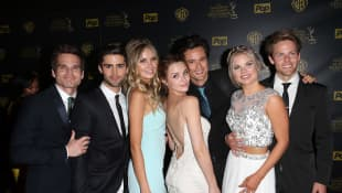 The cast of 'The Young and the Restless'