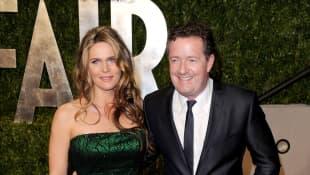 Piers Morgan: This Is His Wife Celia Walden
