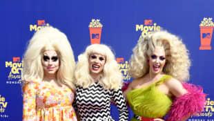 Trixie Mattel, Katya Zamolodchikova and Alyssa Edwards