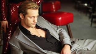 Alexander Skarsgård in 'True Blood'