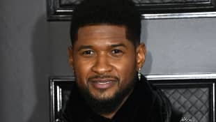 Usher Talks Expecting A New Baby And His Las Vegas Residency
