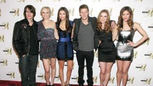 'The Vampire Diaries' Cast