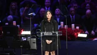 Vanessa Bryant Makes Emotional Speech For In Memoriam Segment