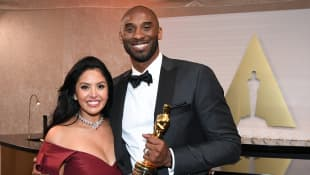 Vanessa Bryant Posts Sweet Clip Of Kobe Bryant Talking About Love